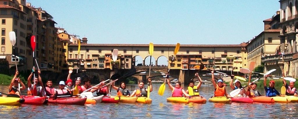 Campo di tecniche nautiche route in canoa toscana for Volantino acqua e sapone toscana